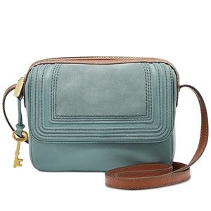 Fossil Aria Small Crossbody